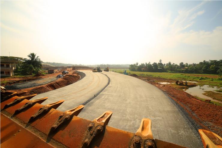 Outer Circular Highway Kadawatha Section